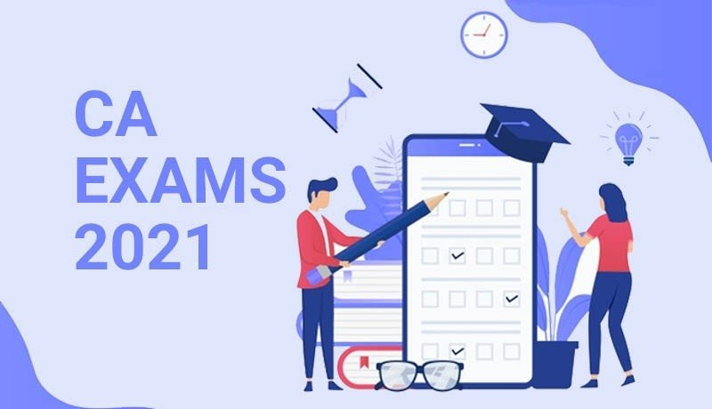 ICAI - CA Exams 2021 - CA Exam Results - Taxscan