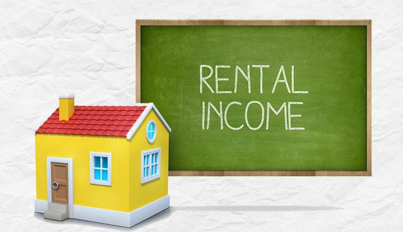 Rental Income - Nature of Compensation - Alternate Accommodation - developer - Taxable - ITAT - Taxscan