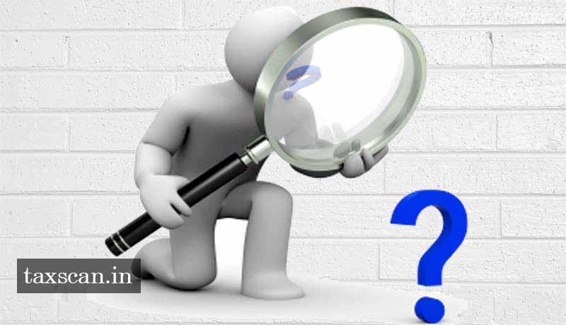 incriminating material - search - ITAT - Taxscan
