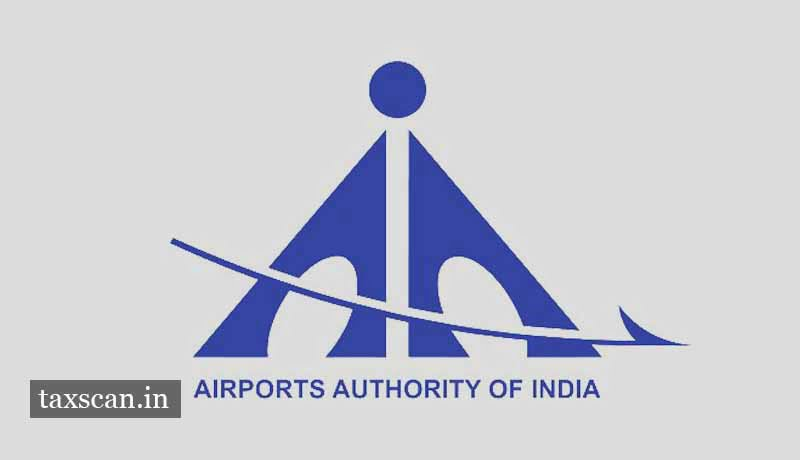 Airport Authority of India - tender - Engagement of GST Consultant - Taxscan