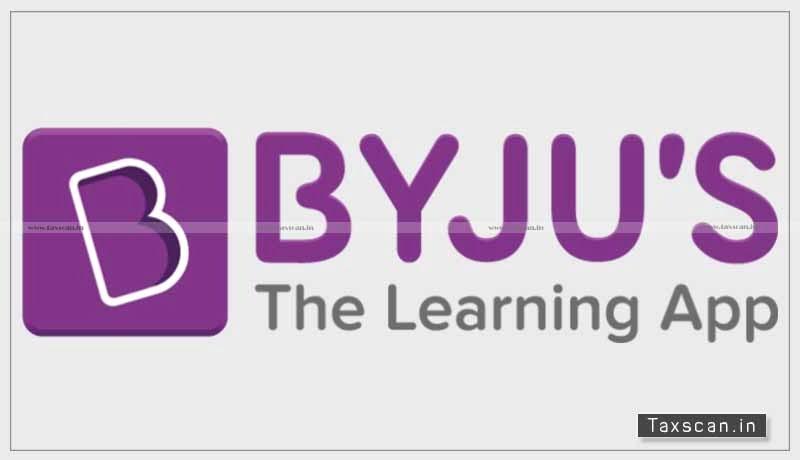 Byju's parent company - GST intelligence - Tax Evasion - Taxscan