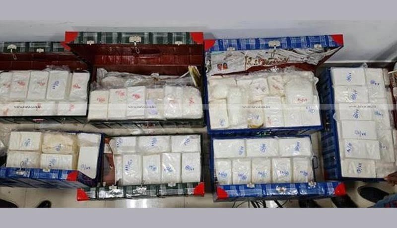 DRI seizes - cocaine - international market - Tuticorin Port - Taxscan
