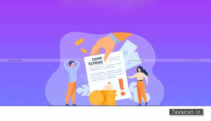 GST - CBIC - Advisory on Payment of Tax - Taxpayers - QRMP Scheme - QRMP Scheme - Taxscan
