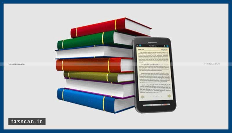 GST - books from warehouse - books - AAR - Taxscan