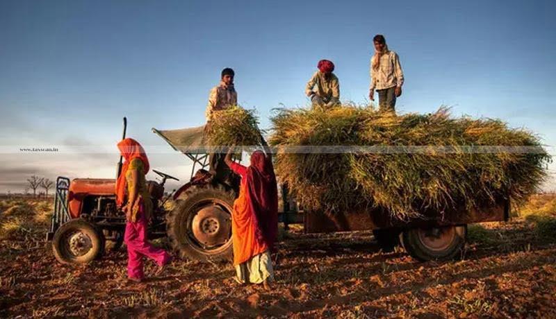 GST - exigible - transportation agriculture produce - FCI - AAR - Taxscan