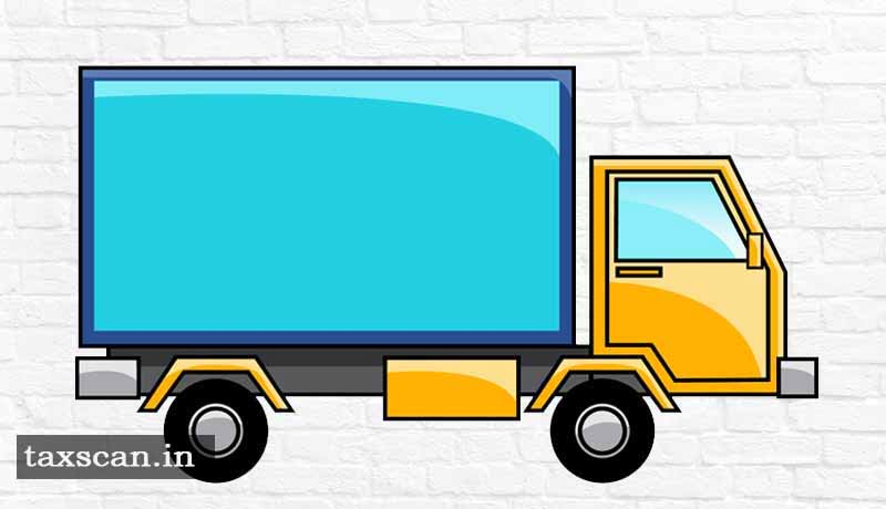 GST - pick-up charges - driver - AAR - Taxscan