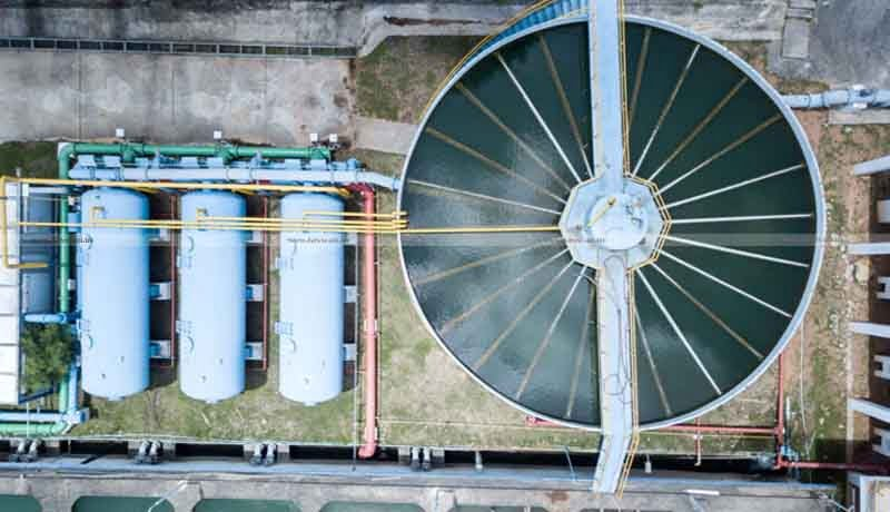 GST - service of supply - erection - commissioning and installation of wastewater pretreatment plant - AAR - Taxscan
