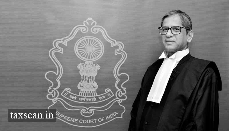 Justice N.V Ramana - Chief Justice of India - Taxscan