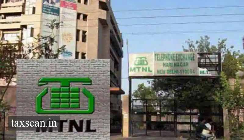 MTNL - CESTAT - demand of service tax - compensation amount - development rights - denial of CENVAT credit - taxscan
