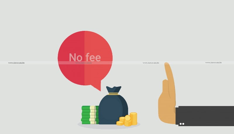 No fee - application for updation - IEC DGFT - taxscan