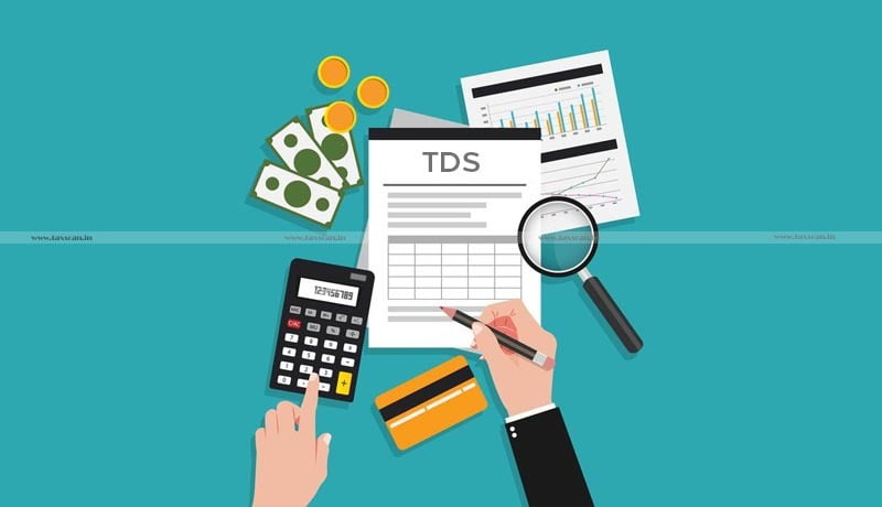 TDS - Income Tax Act - Taxscan