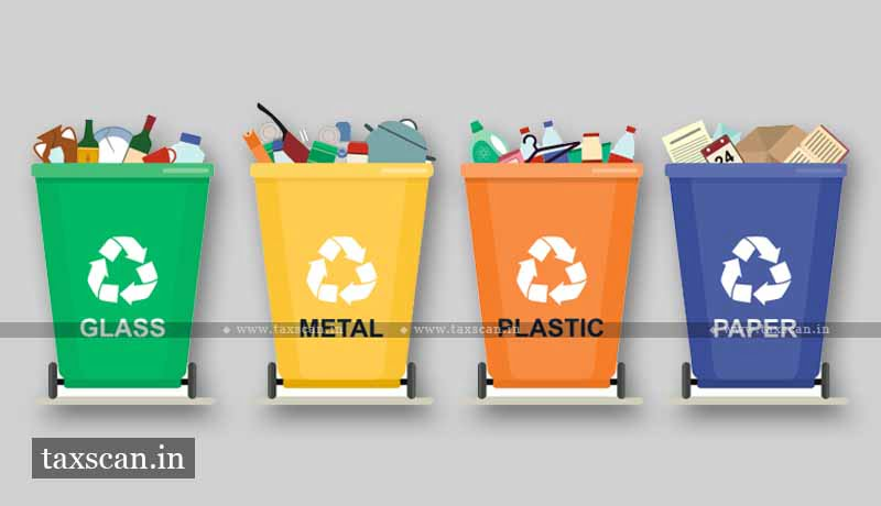 Waste Collection - Segregation - Treatment - transportation - Disposal Services - Service Agreements - GST - AAAR - Taxscan