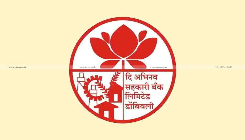 CA - CMA vacancy - Abhinav Sahakari Bank - Taxscan