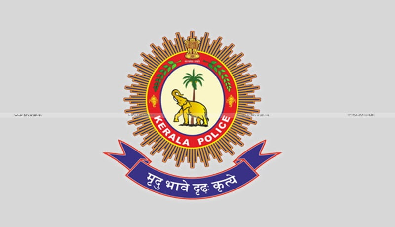 CA - CS - jobscan - CMA- vacancy - Kerala Police Department - Taxscan