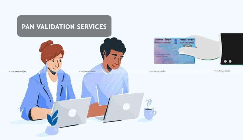 DGFT Services - DGFT - PAN Validation Services - Taxscan