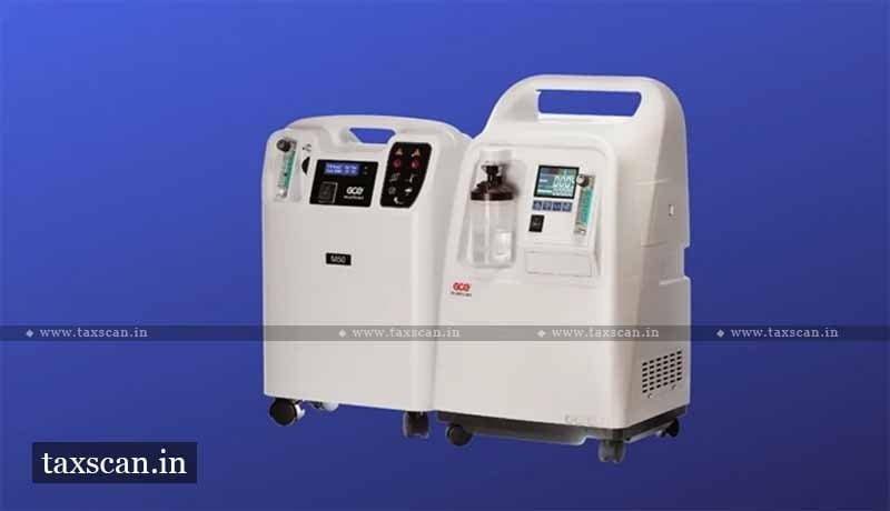 Delhi High Court - plea challenging Levy - GST - Import of Oxygen Generators as Gift for Personal use to India - Taxscan