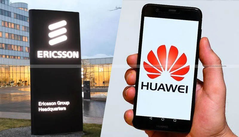 Engineering Services in Telecom Sector or Management Consulting Services - Telecom Sector - SEIS - Delhi HC - Ericsson - Huawei - Taxscan