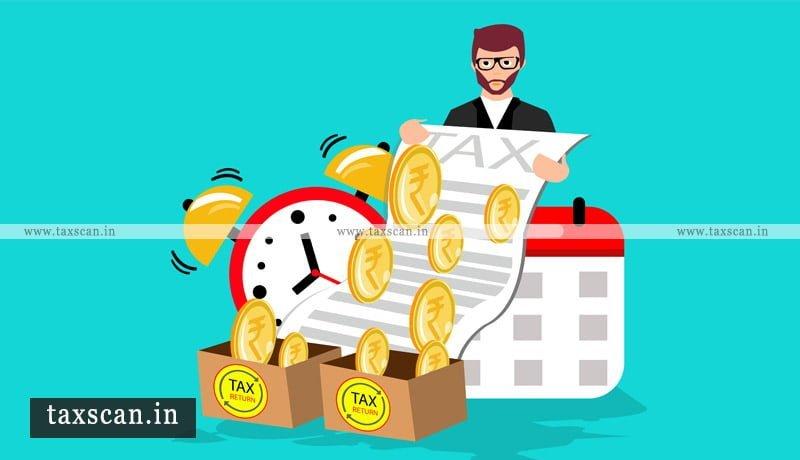 Income Tax Return - income tax e-filing portal - taxscan