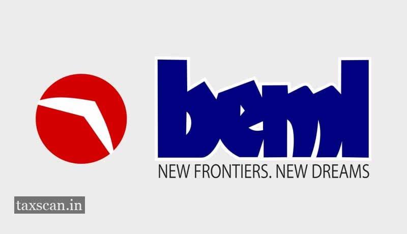 Inter CA- Inter CMA - vacancy - BEML - jobscan - Taxscan