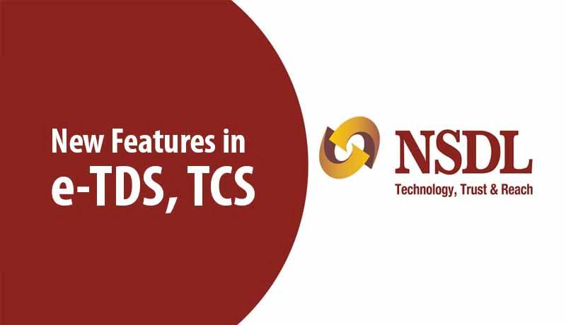 NSDL - e-TDS - TCS - Income Tax - Taxscan
