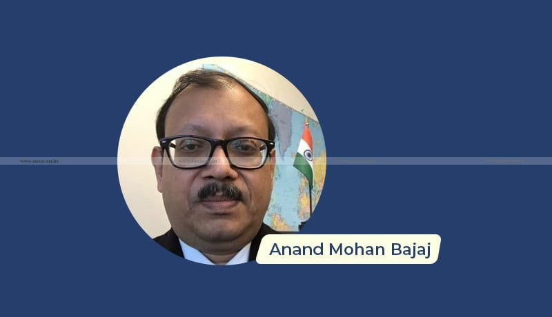 Anand Mohan Bajaj - SEBI - Taxscan
