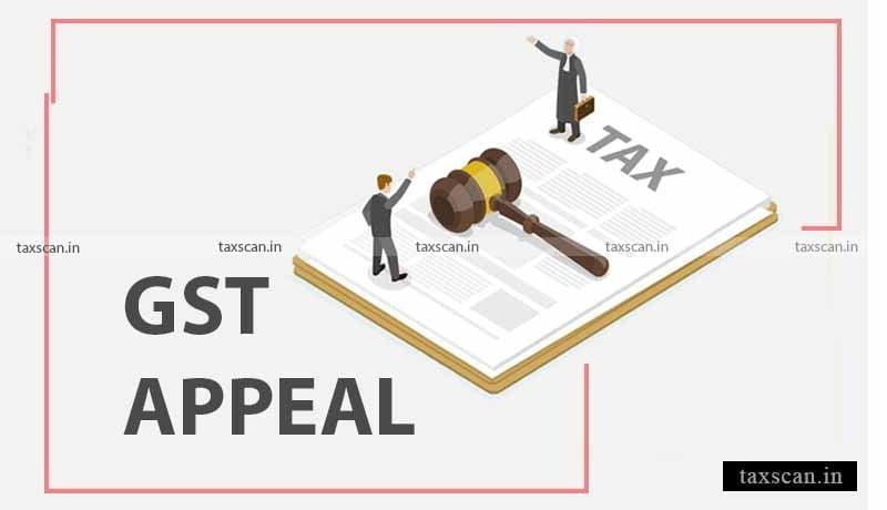 Appellant - COVID-19- GST appeal - Orissa High Court - Taxscan