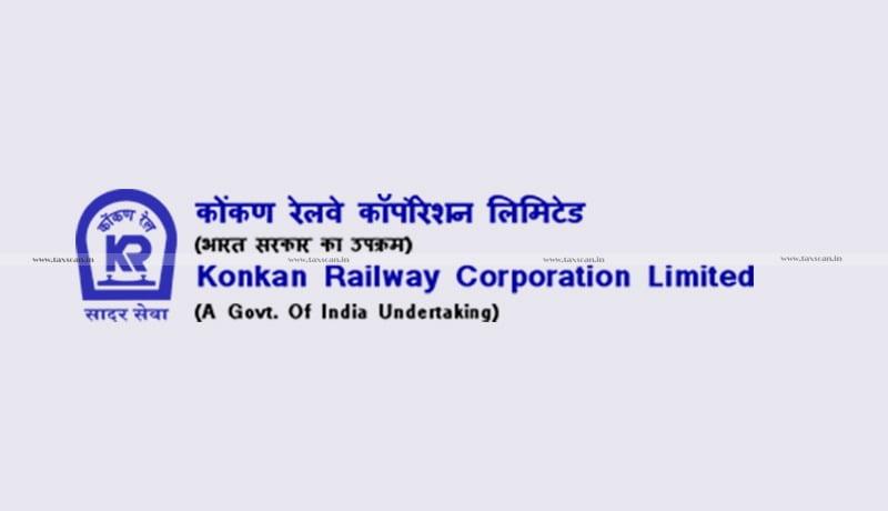 CA - CMA - B.Com - vacancies - Konkan Railway - jobscan - taxscan