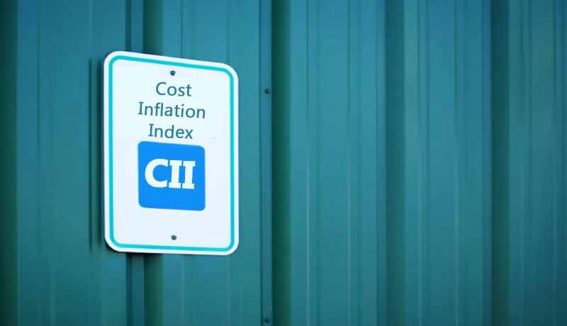 CBDT - Cost Inflation Index - Taxscan