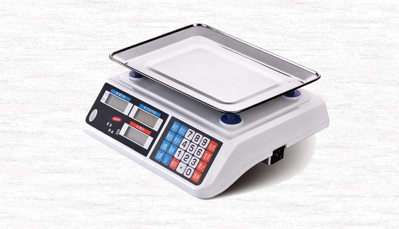 GST - Automatic Weighing Machine - AAR - Taxscan