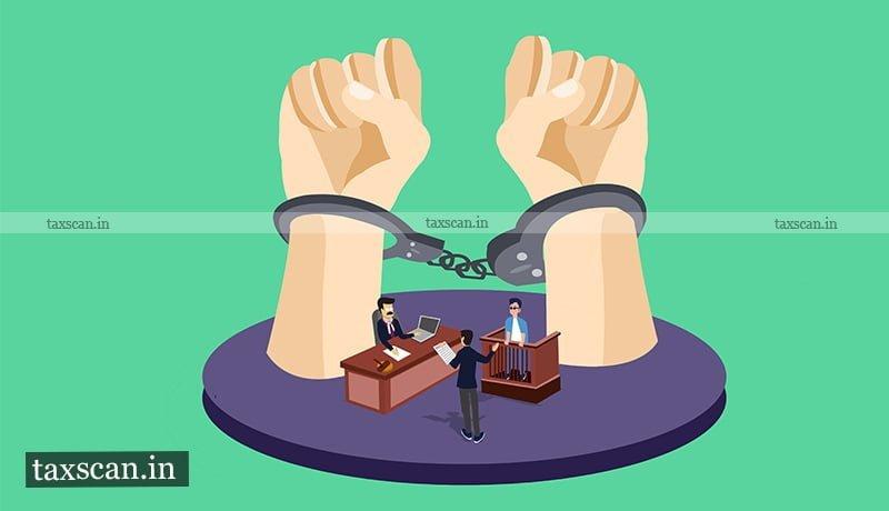 GST Evasion- Madras High Court - Bail - floating fake Iron-Scrap company - taxscan