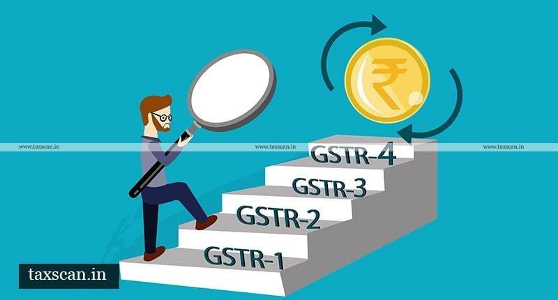 GST Returns - GSTR-1 - GSTR-4 - Form ITC-04 - GSTR-7 - GSTR-8 - GSTR-6 - Taxscan