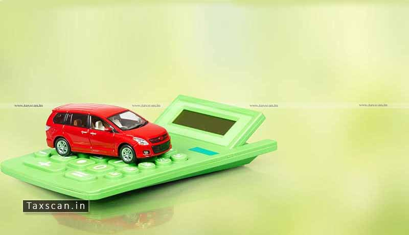 GST - Track assembly - Motor vehicle - AAR - Taxscan