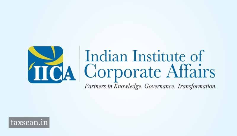 Indian Institute of Corporate Affairs - charge fee - Renewal - data bank - independent directors - MCA - Taxscan