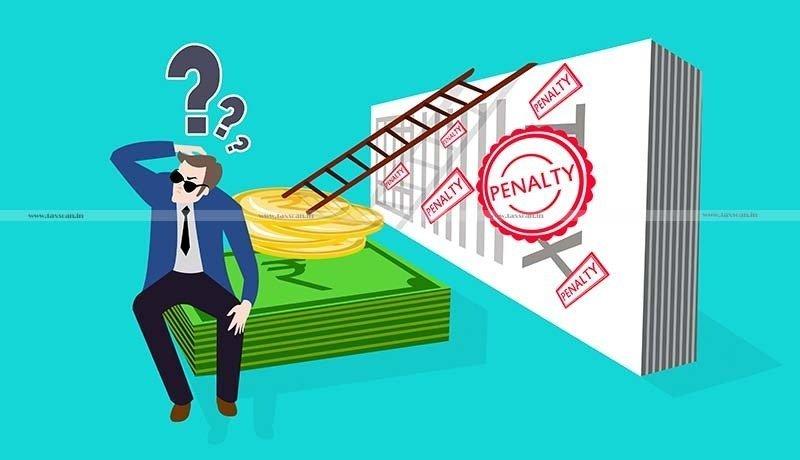 Levy of Penalty -Sole Proprietor - Firm amount - Double Jeopardy - CESTAT - Taxscan