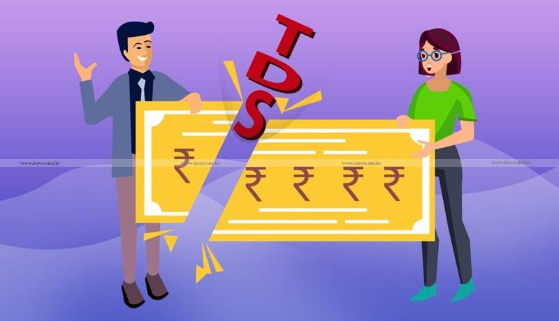 TDS on Purchase of Goods - Resident Seller - CBDT - Taxscan