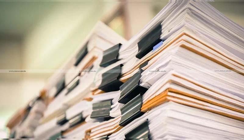 dumb documents - ITAT - taxscan