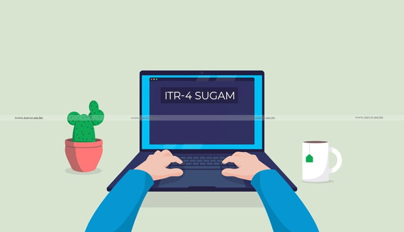 filling ITR‐4 SUGAM - ITR - taxscan