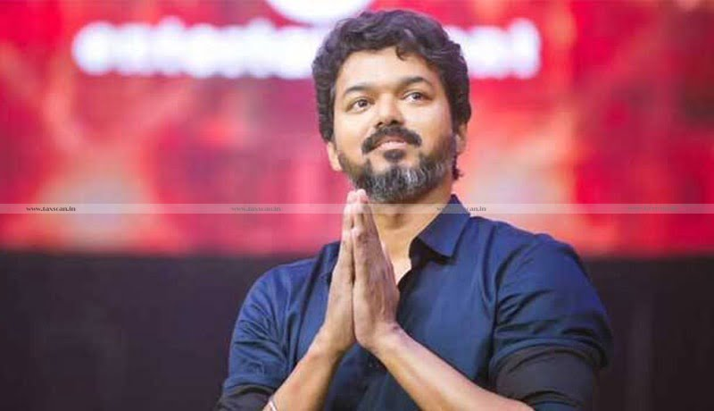 Actor Vijay - Madras High Court - Entry Tax Demand on Import of Rolls Royce Ghost - Taxscan