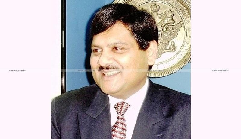 Amand Shah - Chairman of NAA - Taxscan