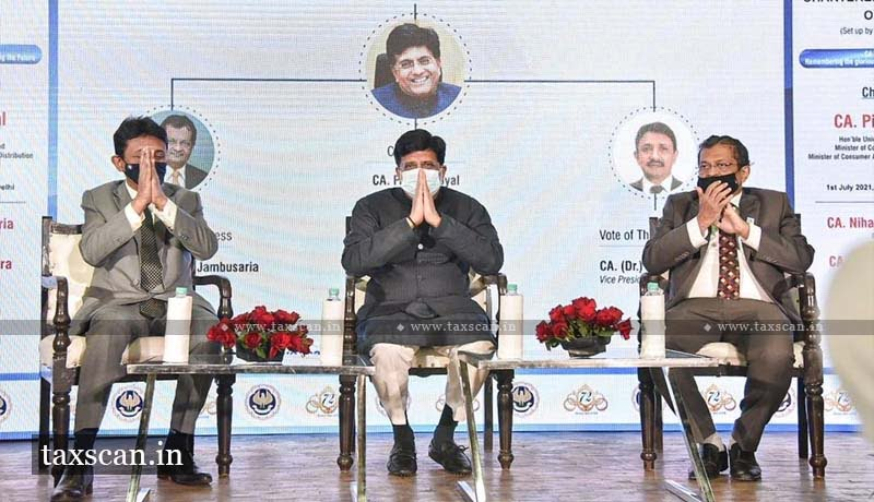 CA Day - 73rd Chartered Accountants' Day celebrations - ICAI - Chartered Accountants - Taxscan