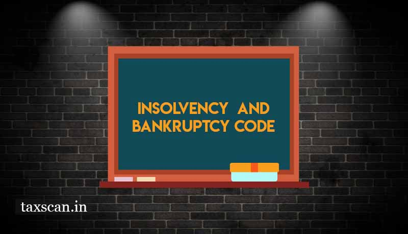 Finance Minister - Insolvency and Bankruptcy Code - Taxscan