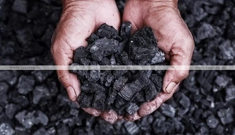GST - Unburnt or Half-Burnt coal and Dust - AAR - Taxscan