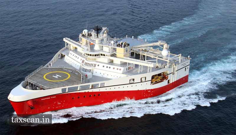 GST - marine engines - fishing vessel - AAR - Taxscan