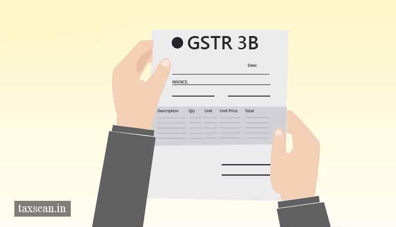 GSTR 3B - ITC - CBIC - Taxscan
