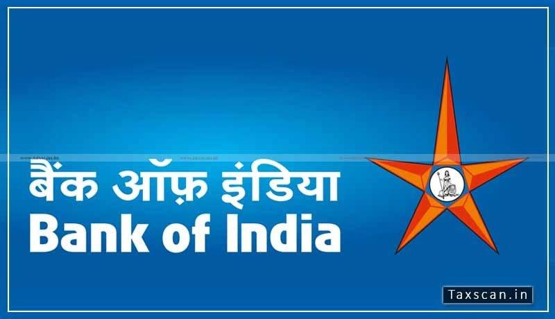ITAT - TDS - Bank of India - TaxscanITAT - TDS - Bank of India - Taxscan