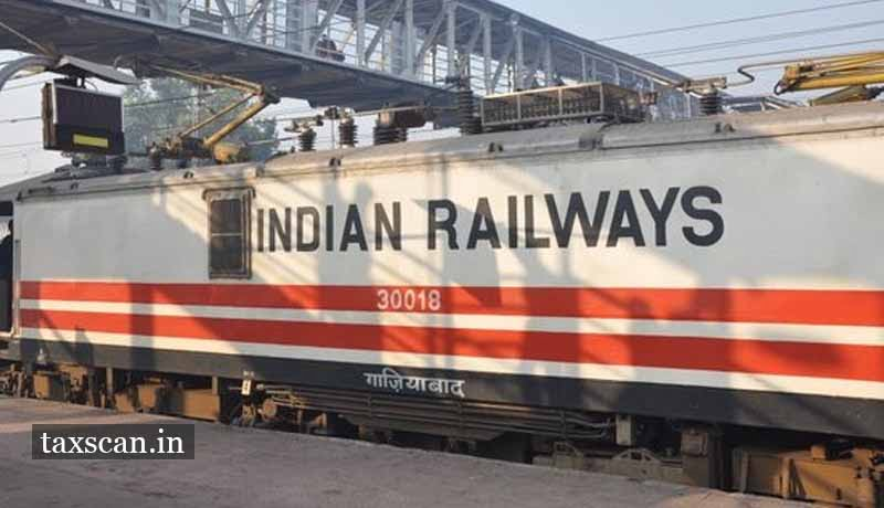 Locomotives - Indian Railways - AAR - GST - Taxscan