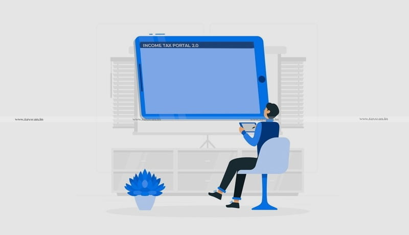 New Income Tax e-Filing Portal - Finance Ministry - Taxscan
