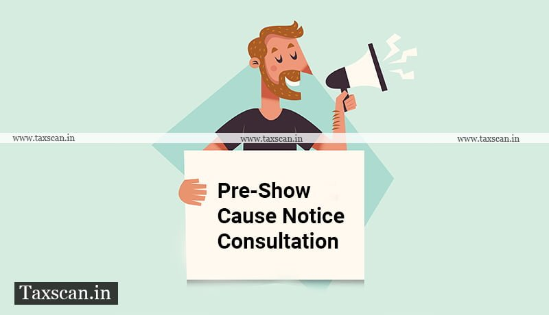 Pre-Show-Cause Notice - hearing - Gujarat HC - GST Dept - Taxscan