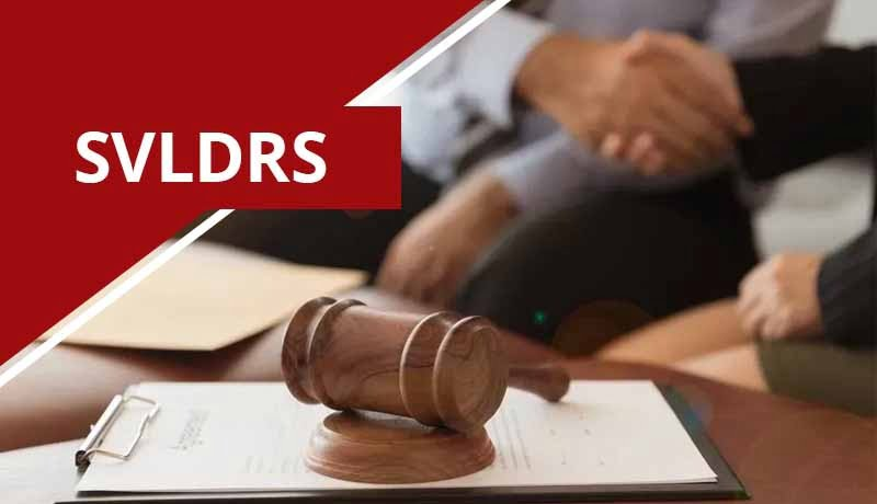 Rajasthan HC - GST Authority - Form SVLDRS-01 - Taxscan
