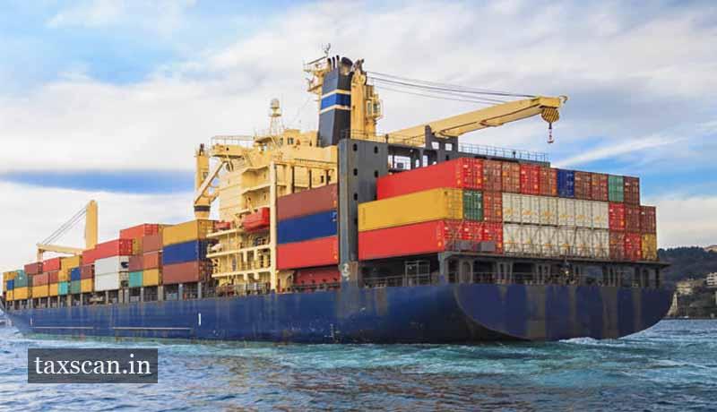 Sea Carrier - Cargo declaration- CBIC - Taxscan